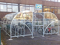 Arba - Bicycle Shelters