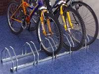 Arba - Bicycle Rack (B131v)