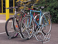 Arba - Bicycle Rack (B132v)