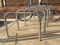 Arba - Bicycle Stand (Sheffield Stand)